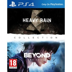 L'edizione Remastered di Heavy Rain e Beyond Two Souls, potete trovarla anche all'interno di un Bundle PS4