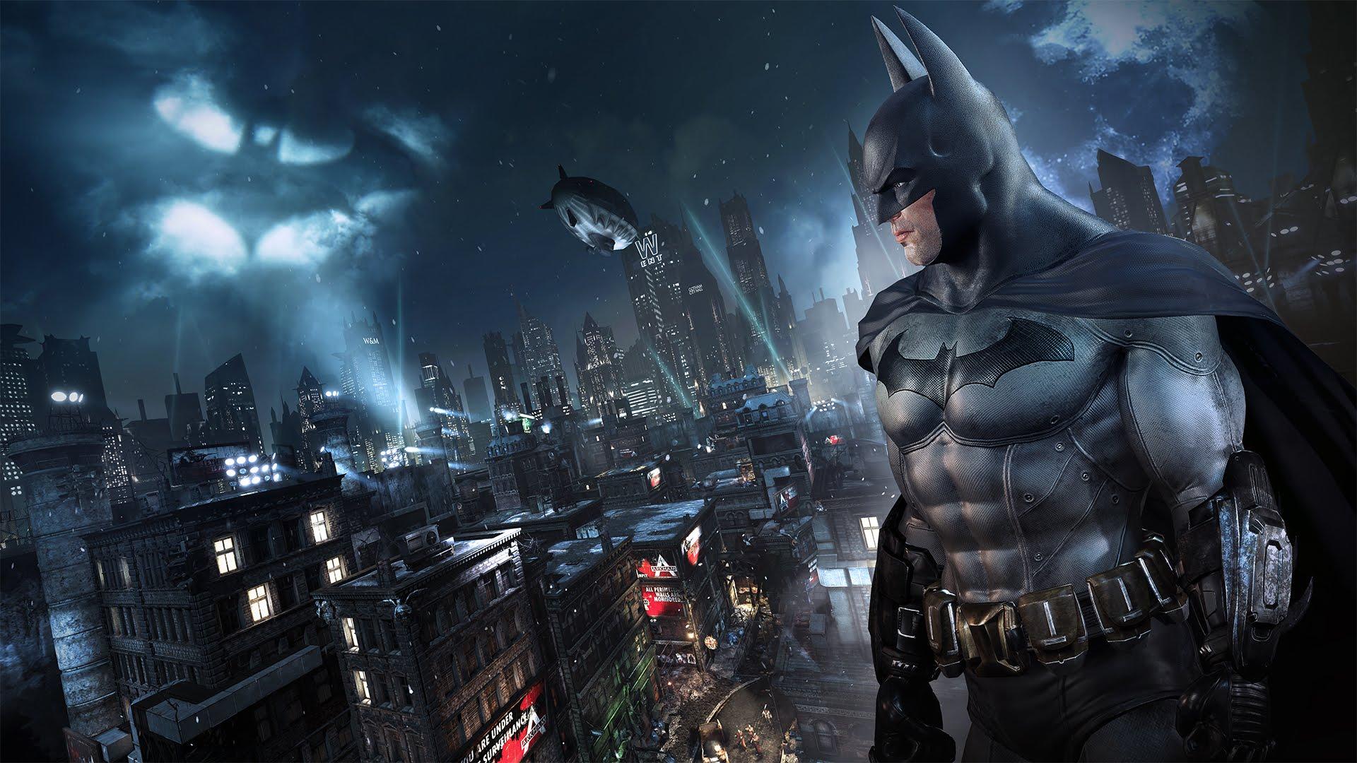 蝙蝠侠:返回阿卡姆