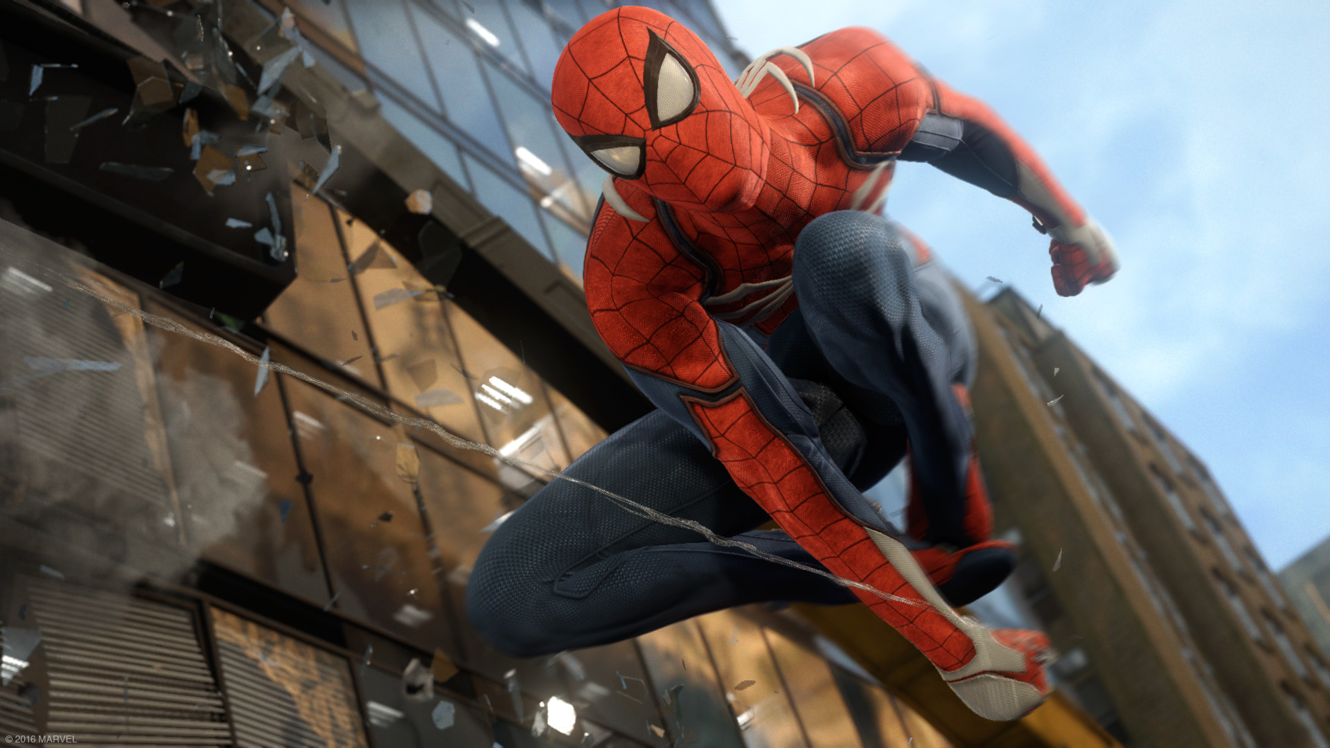 Spider-Man is a PlayStation 4