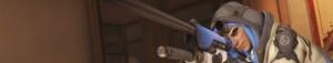 Ana, steun met het lange jachtgeweer. DE FUCILE.
