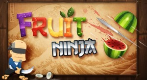 Clones came out, but nobody ever comes to the Fruit Ninja's playability