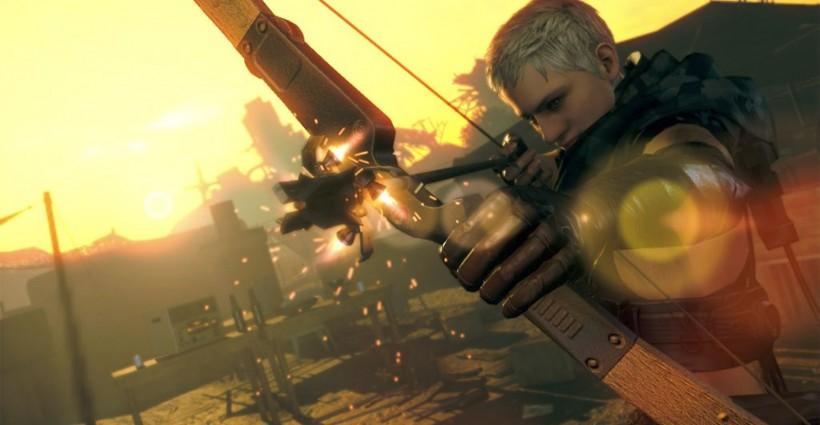 Metal Gear sobrevive