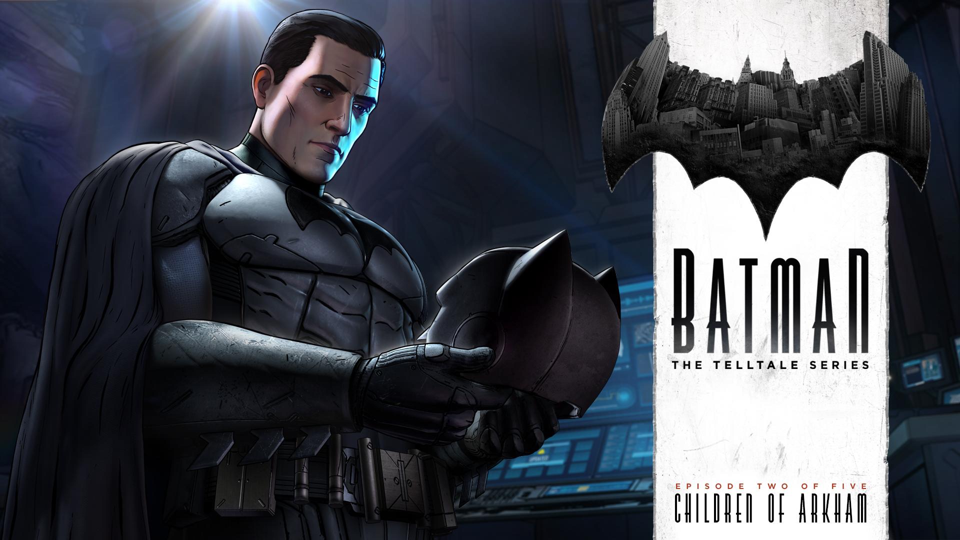 BATMAN - Die verräterische Serie