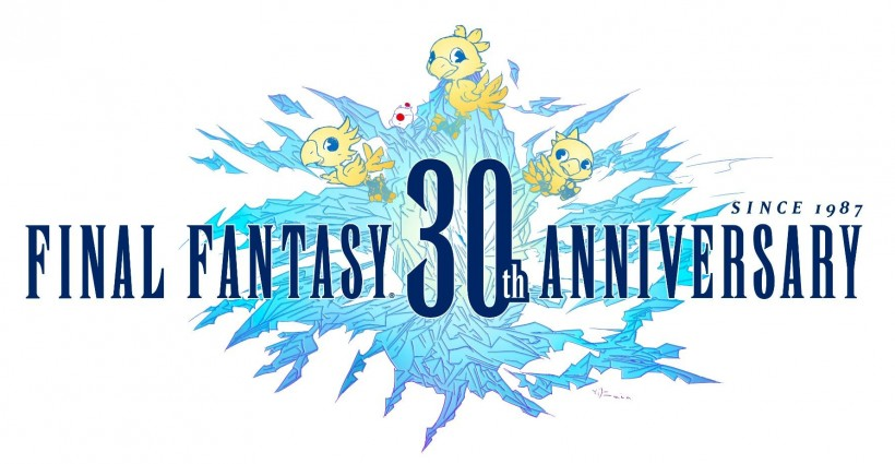 FINAL FANTASY 30TH ANNUEL