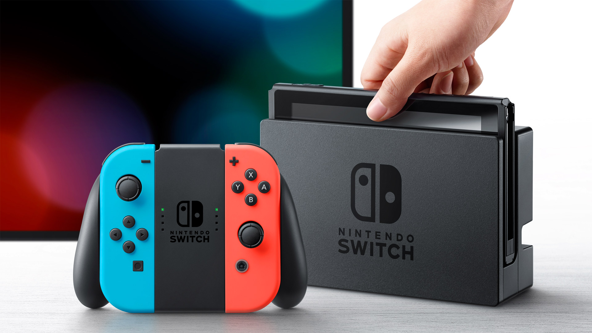Nintendo Switch: the release date and upcoming games »Let's