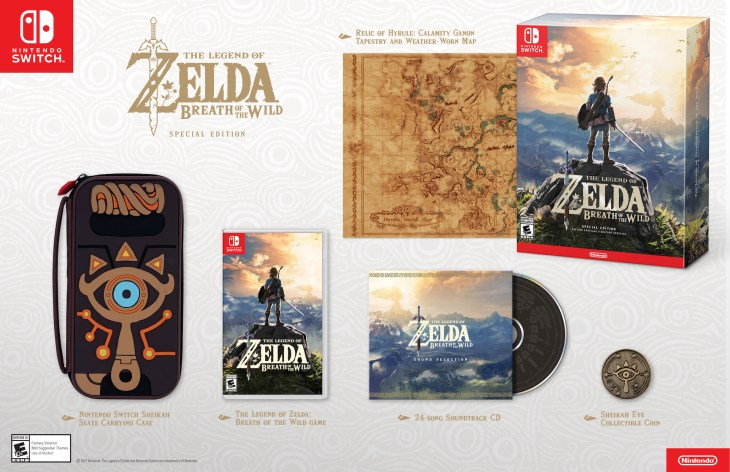 the-legend-of-zelda-Atem-of-the-Wild-special-edition