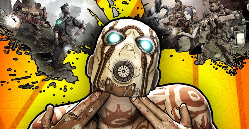 Games with Gold - Borderlands 2