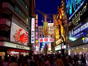 Giappone-Osaka-ristorante-Kani-Doraku-viaggi-avventura