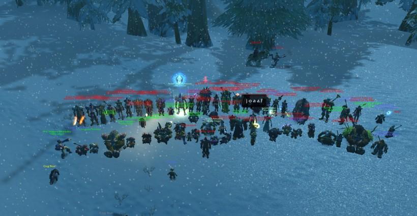 community Blizzard