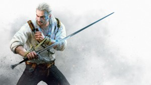 Geralt एक विचर है और चट्टानों चट्टानों रहे हैं।