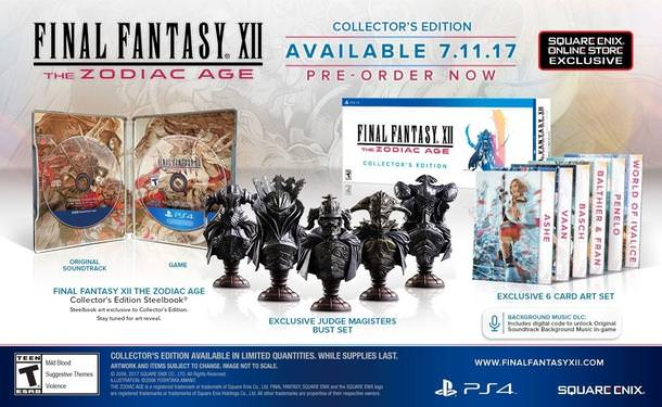 Final Fantasy XII Collector