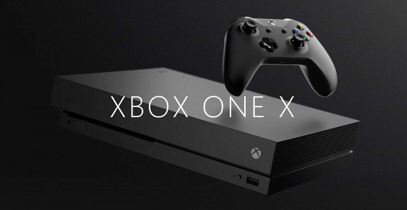 Xbox One X (ex Project Scorpio)