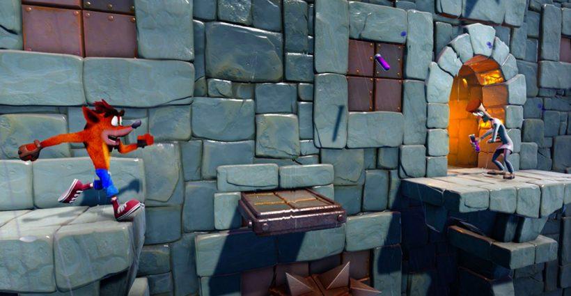 Stormy Ascent - Crash Bandicoot