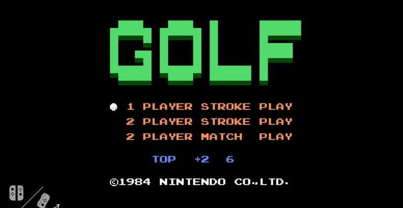 NES高尔夫