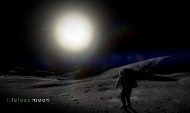 levenloze maan