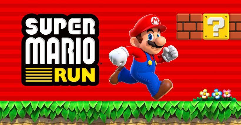Супер Марио Run