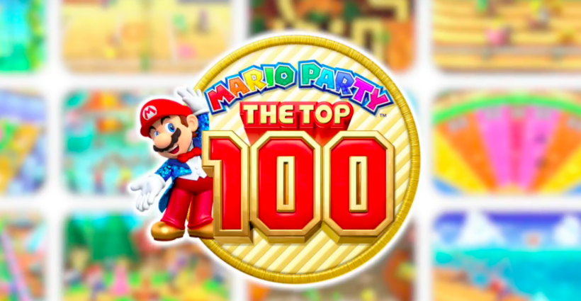 Mario Party die Top 100