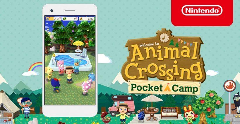 Animal Crossing: Poket Camp