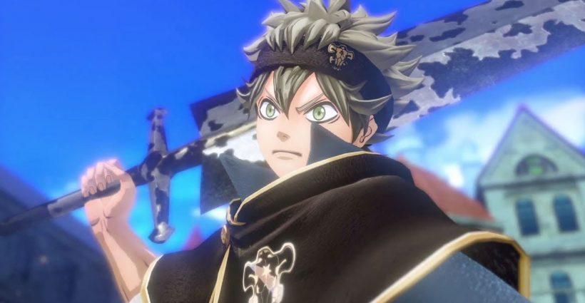 Black Clover Project Knights Bandai Namco