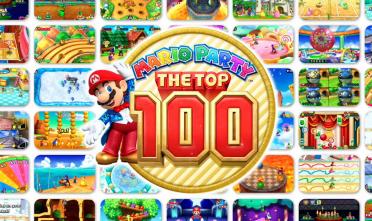 Mario Party: верхний 100