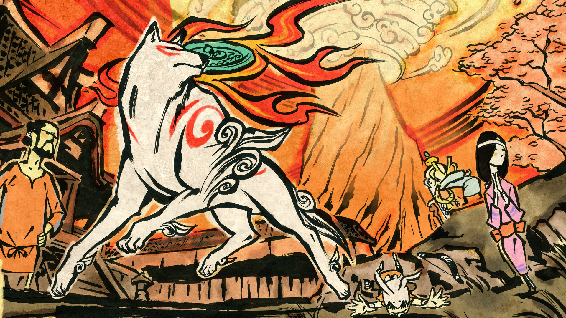 okami s amaterasu could get on dota 2 but it all depends on you