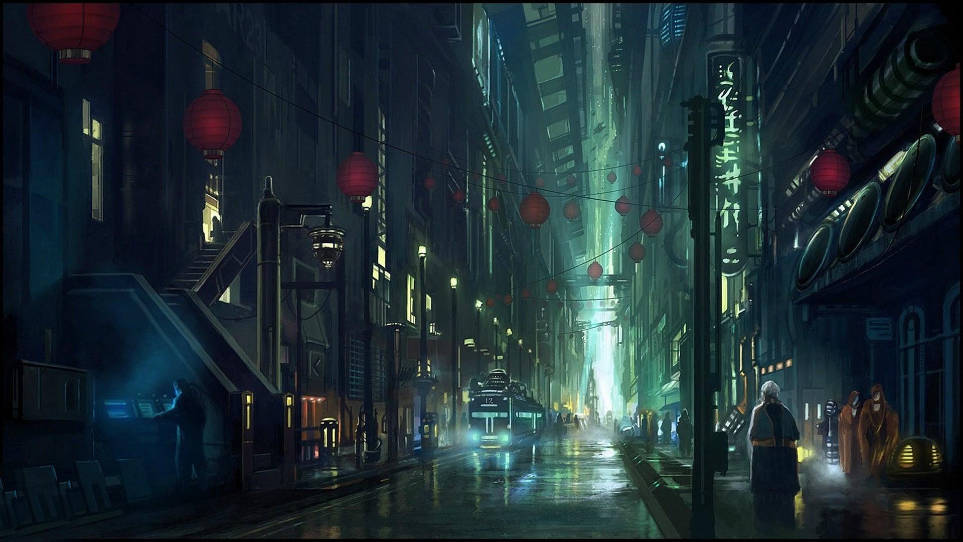 2077 Cyberpunk