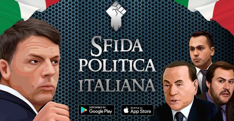 Italienische politische Herausforderung