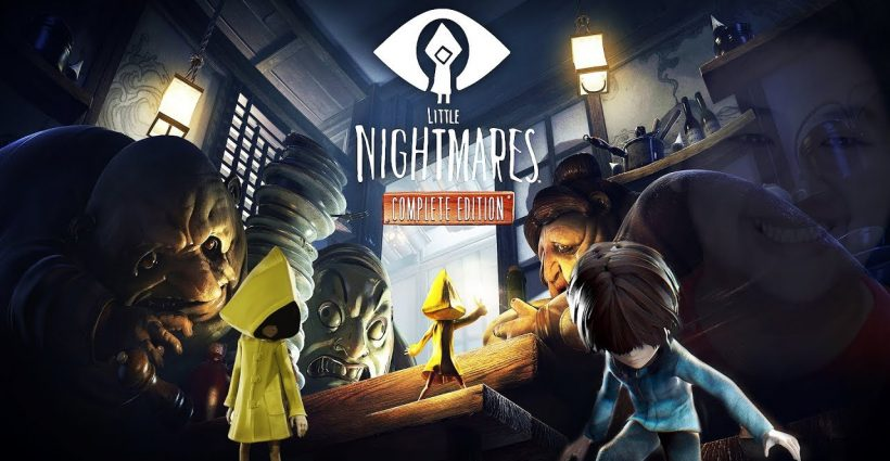 Complete edition Little Nightmares