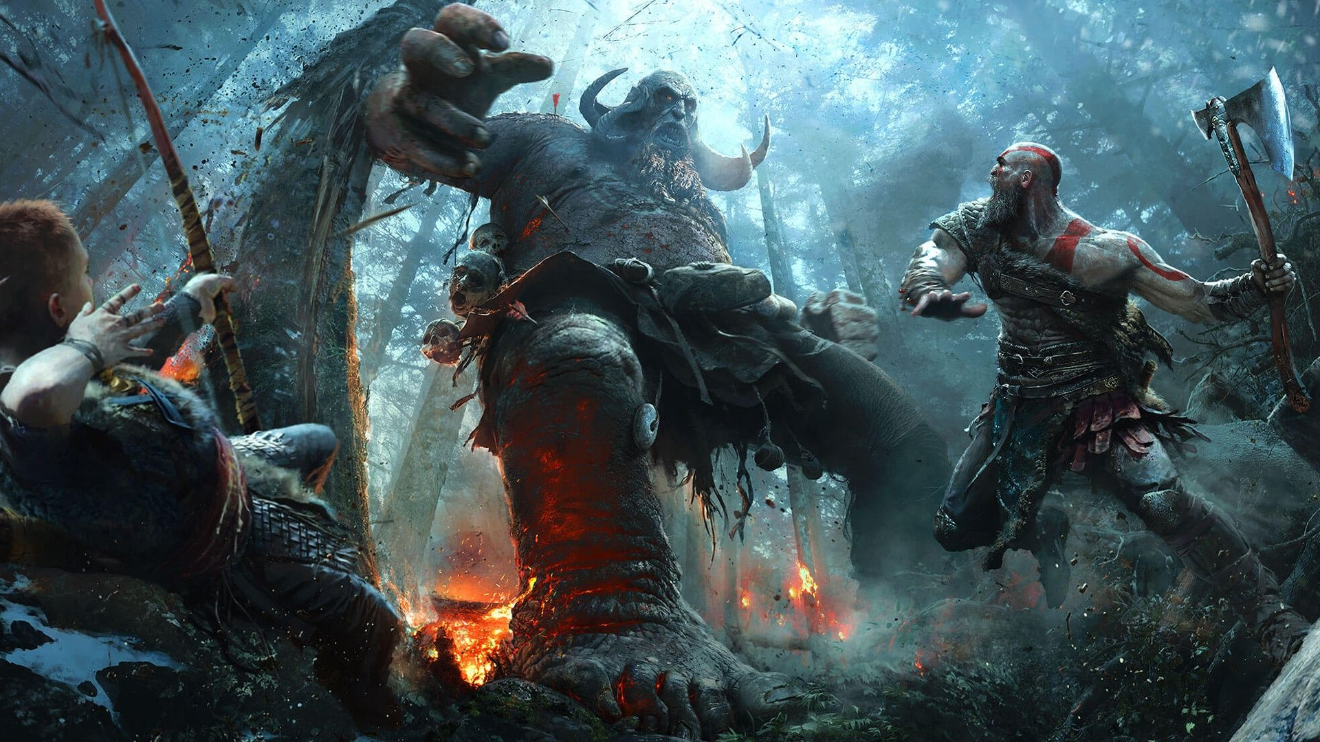God of War, Santa Monica illustra il sistema di progressione