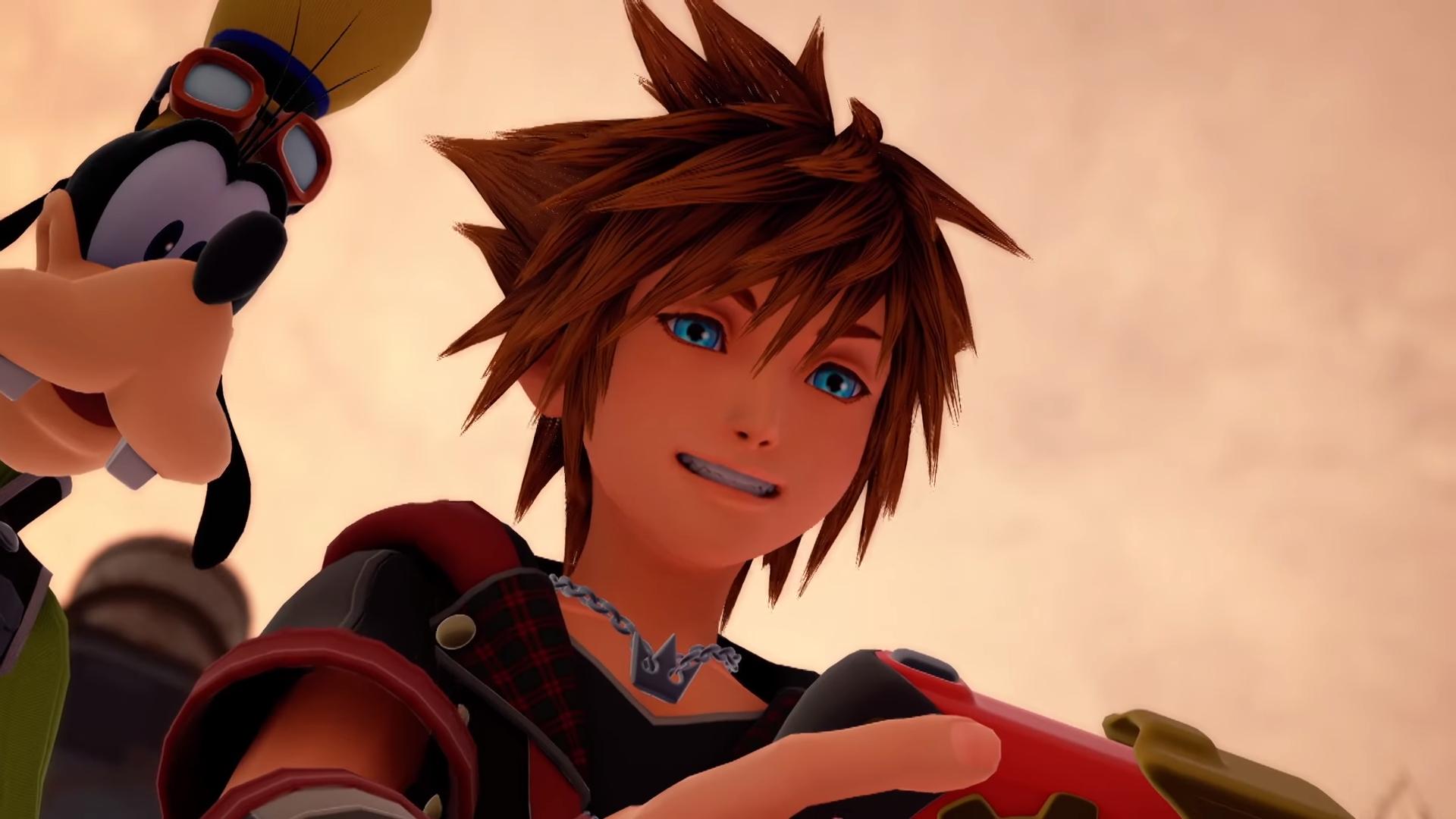 Kingdom Hearts III wird einen Teil der Geschichte beenden, aber ...