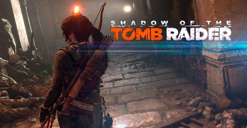 La sombra del Tomb Raider