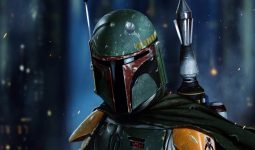 Disney Boba Fett Star Wars