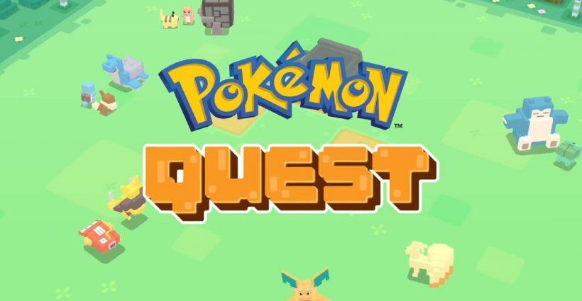 Pokémon-Quest