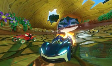 Équipe Sonic Racing