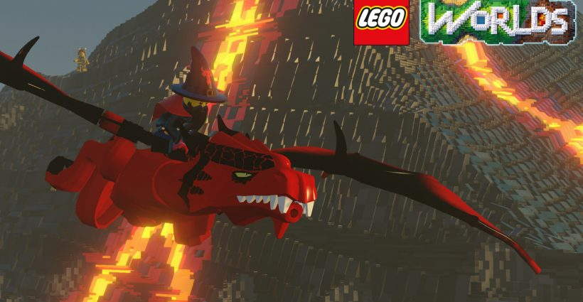 LEGO Worlds Altar of the Bond