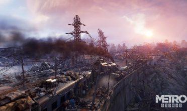 Metro: juego de Exodus
