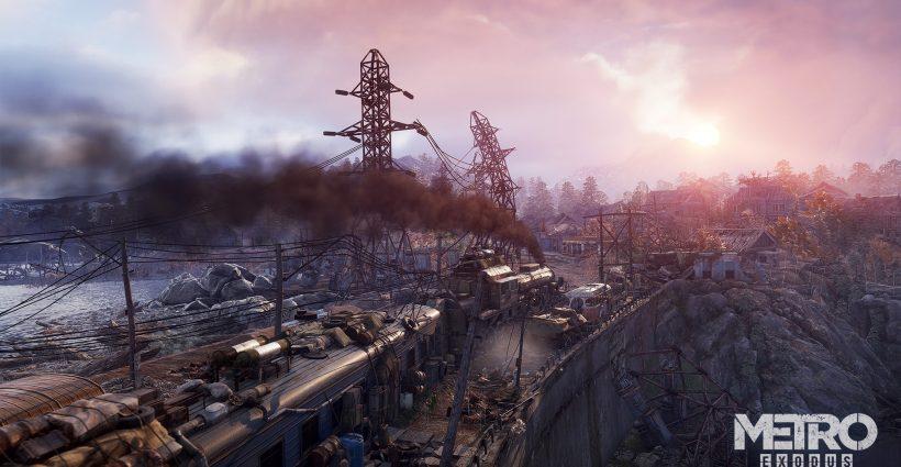 地铁:Exodus游戏