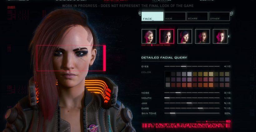 Classes Cyberpunk 2077