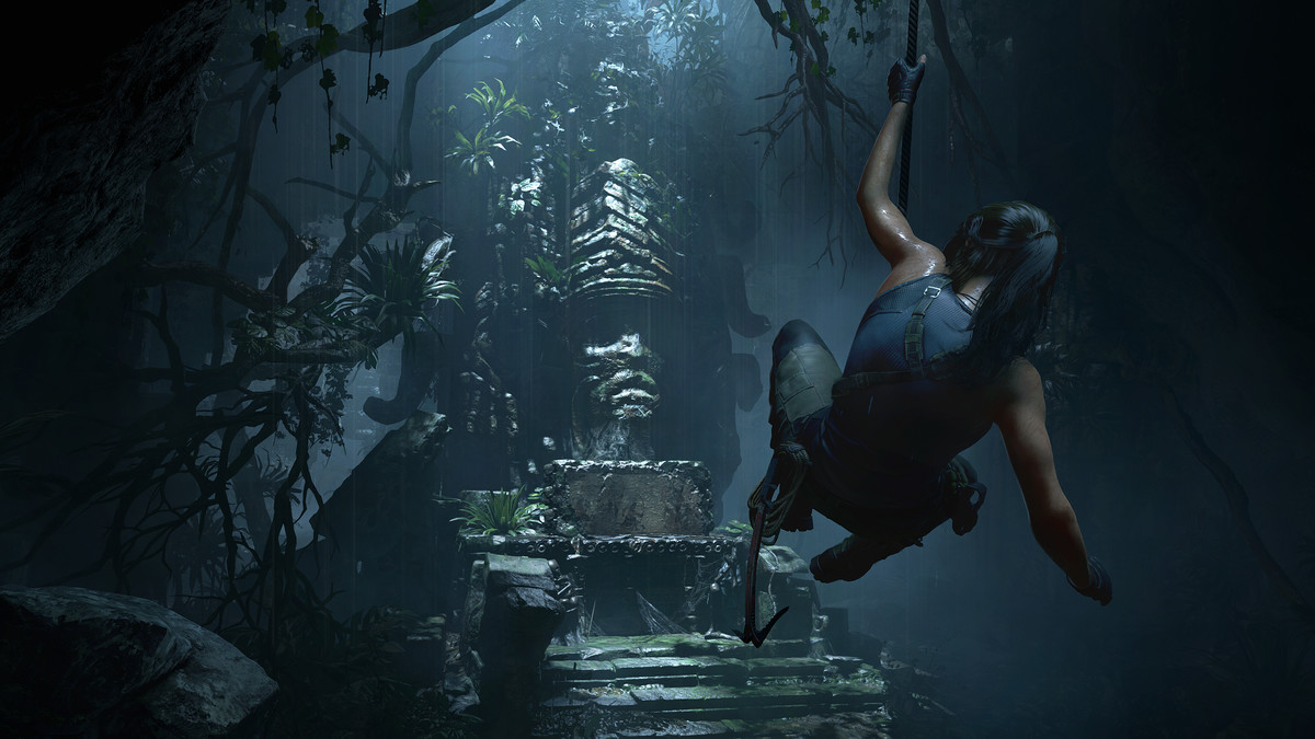 Gc 2018 We Played Shadow Of The Tomb Raider And Lara Is Tougher