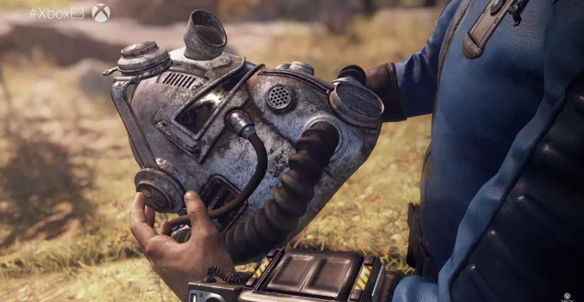 Fallout 76-intro
