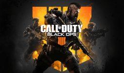 COD:Black Ops 4