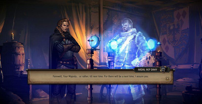 Thronebreaker - The Witcher Tales