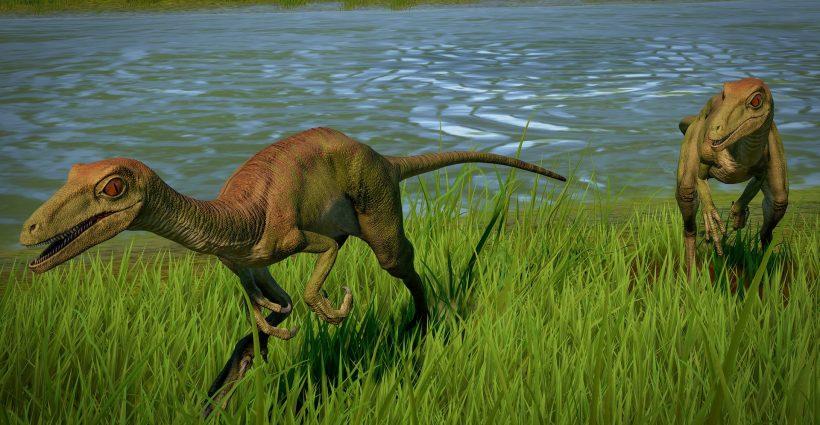 ジュラシック・ワールド・エボリューション -  Troodon