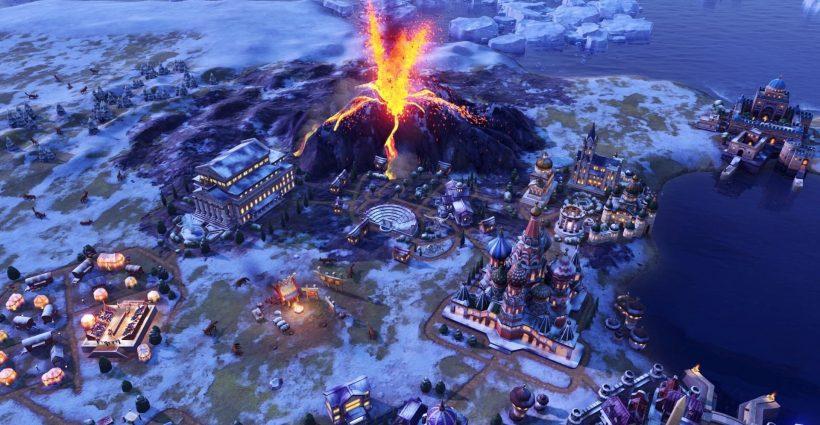 Цивилизация 6: Сбор бури