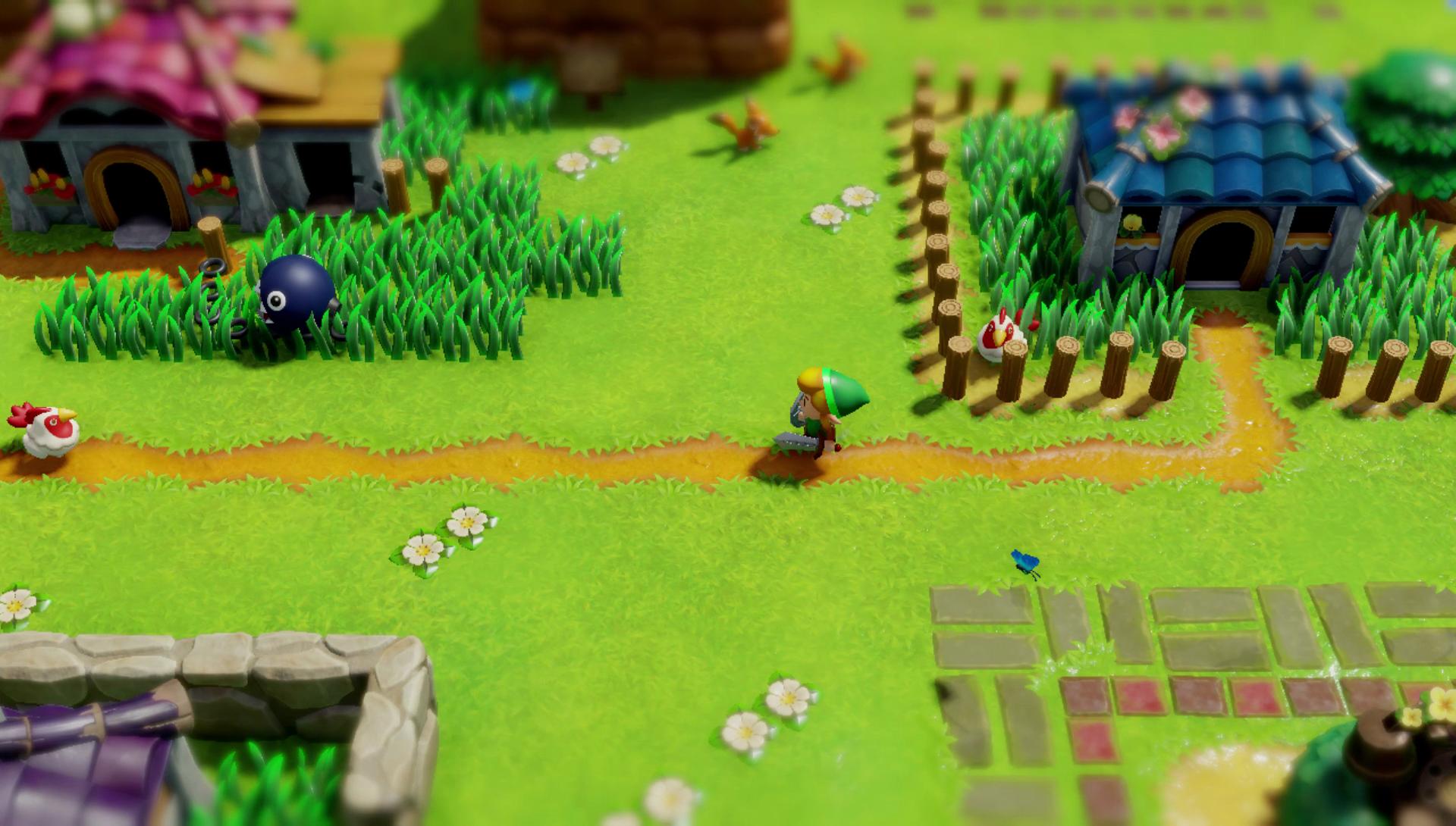 The Legend Of Zelda Link S Awakening Returns To Nintendo
