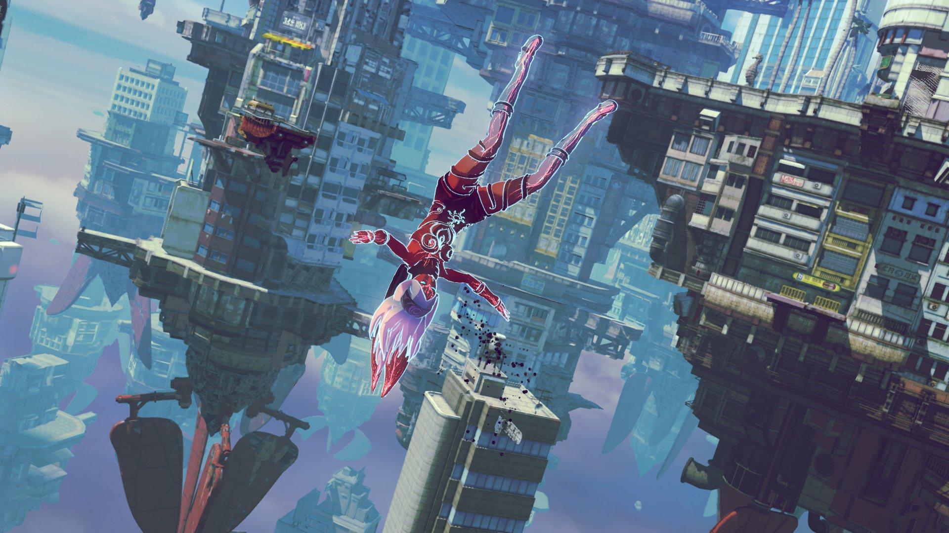 Gravity Rush 2 Pospuesto Debido A Final Fantasy Xv Hablemos