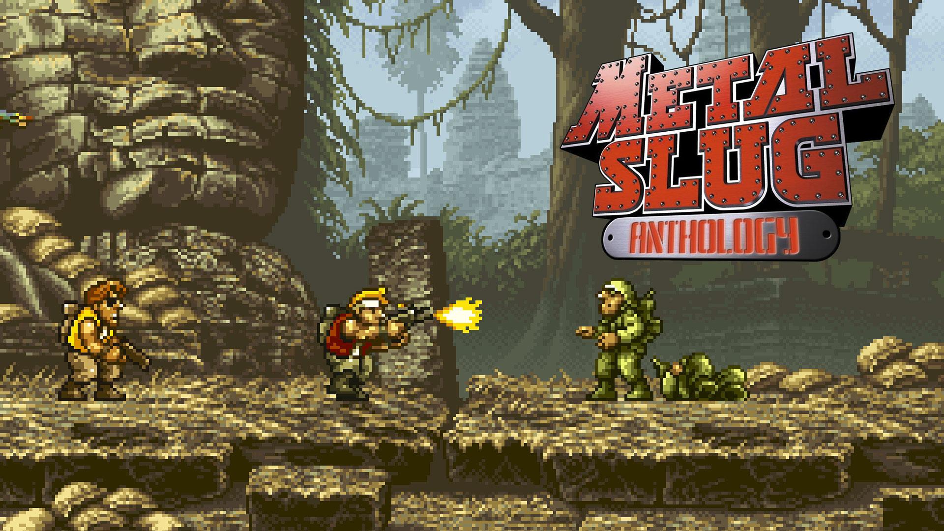 Metal Slug Anthology Llega A Playstation 4 Hablemos De