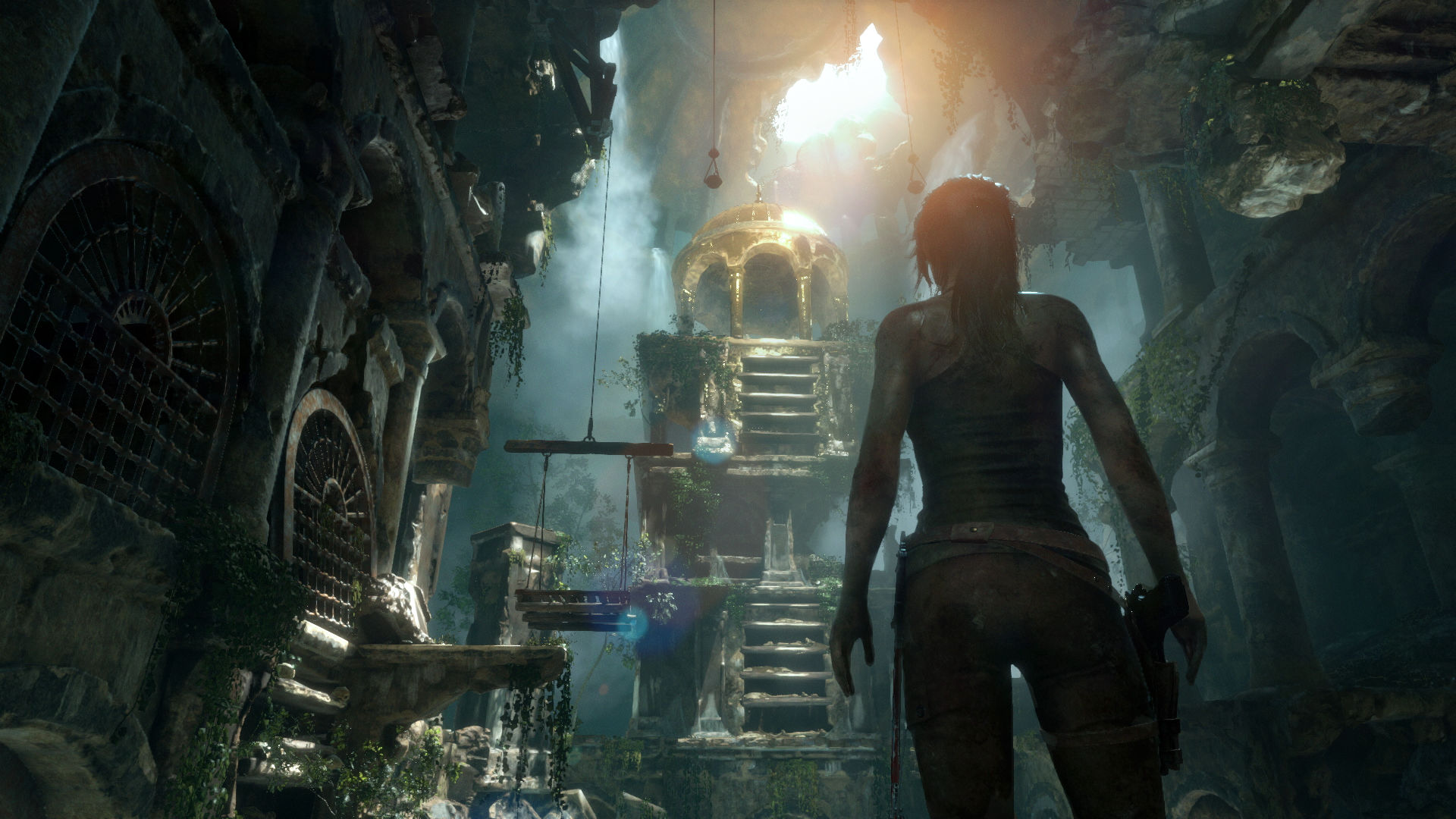 New Gameplay For Rise Of The Tomb Raider 20 Year Celebration