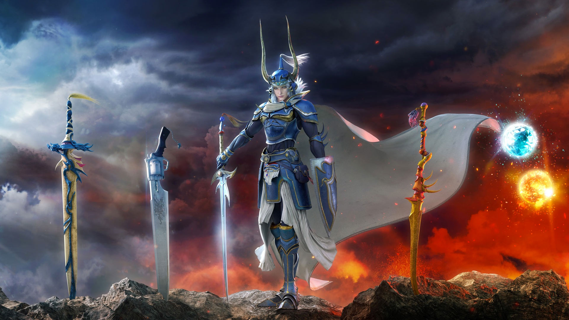 Dissidia Final Fantasy Ps4 Version Announced Let S Talk About