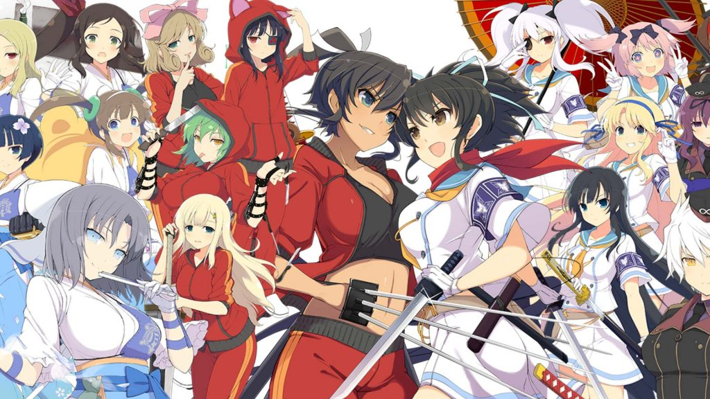 Marvelous Games Senran Kagura Tencent
